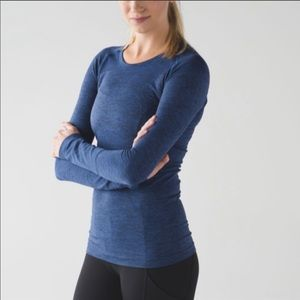 Lululemon relaxed swiftly tech long sleeve